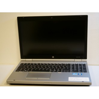HP ELITEBOOK 15,6 LED- INTEL CORE I5- 2 GEN-4GB-250GB