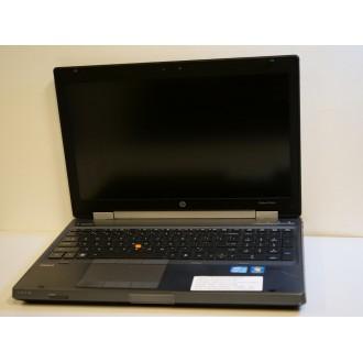 HP ELITEBOOK 8560W -15,6 FULL HD-INTEL CORE I7- 2,2 GHZ -8GB-500GB-NVIDIA 2GB