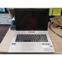 ASUS 17,3 FULL HD -INTEL CORE I7-2,4GHZ-8GB-SSD 120GB+1000GB-GEFORCE GT650M -2GB