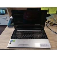 LAPTOP TOSHIBA 15,6 - INTEL CORE I3- 4GB/750GB - GEFORCE GT 740M  - 2GB