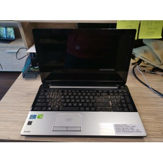 LAPTOP TOSHIBA 15,6 - INTEL CORE I3- 4GB/750GB - GEFORCE GT 740M  - 2GB