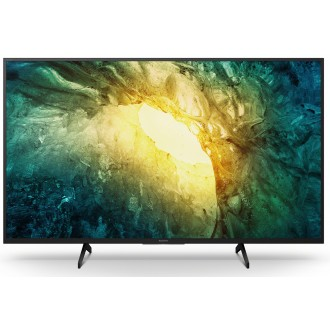 NOWY TELEWIZOR SONY 55 CALI - 4K - SMART TV
