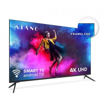 NOWY TELEWIZOR KIANO - 50 CALI - 4K - SMART TV